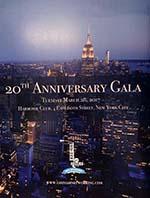 Gotham's 20th Anniversary Gala